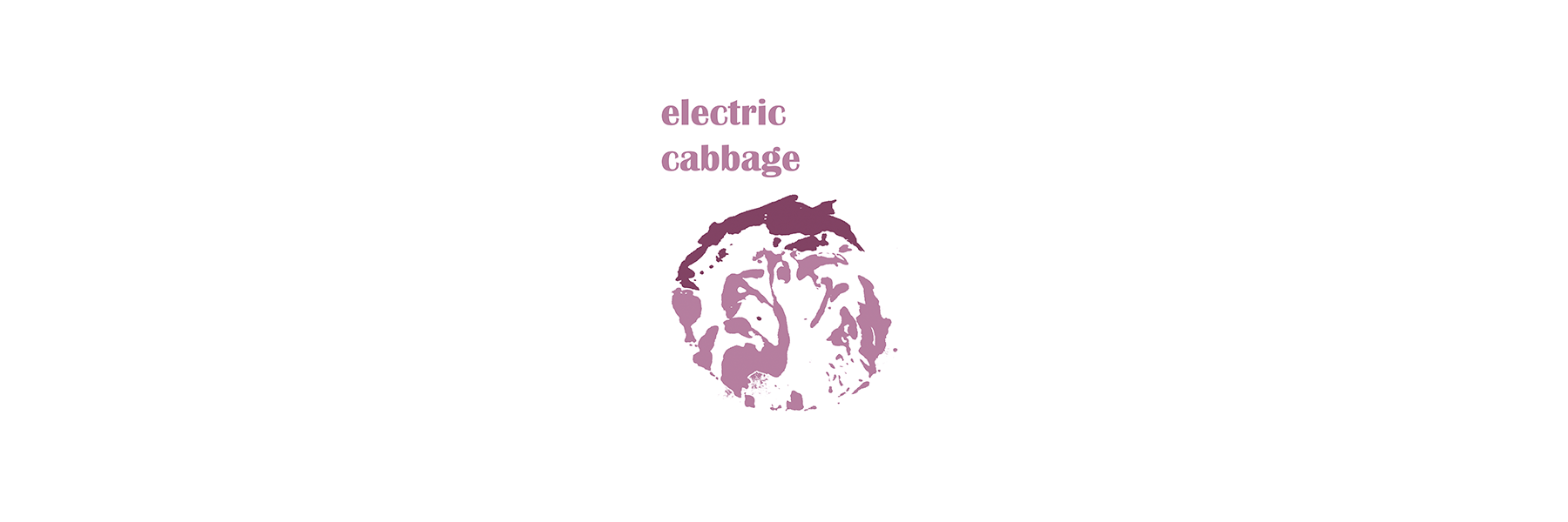 electric cabbage logo